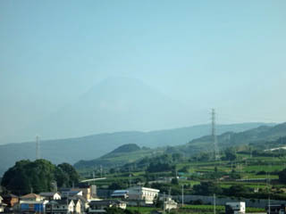 富士山見たかったの~