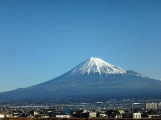 富士山見えたよ~